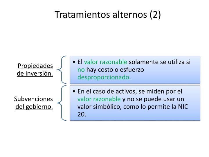 Tratamientos alternos (2)