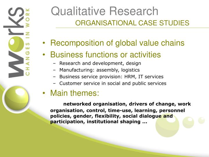 Qualitative research1