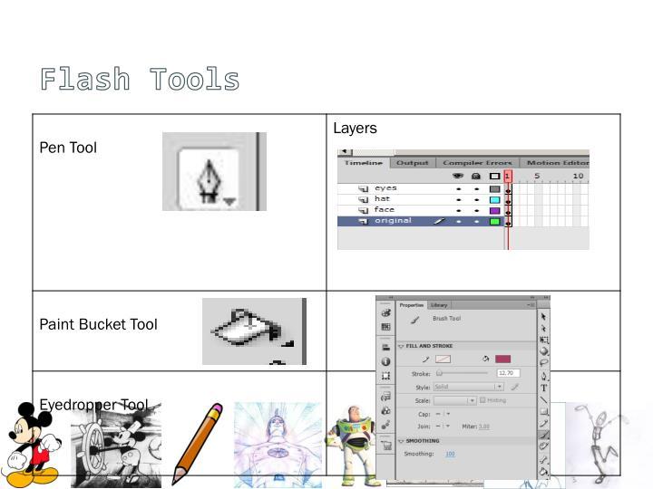 Flash Tools