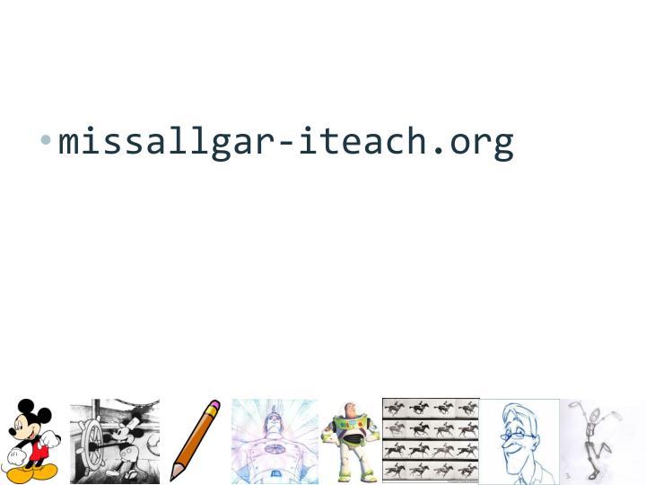 missallgar-iteach.org