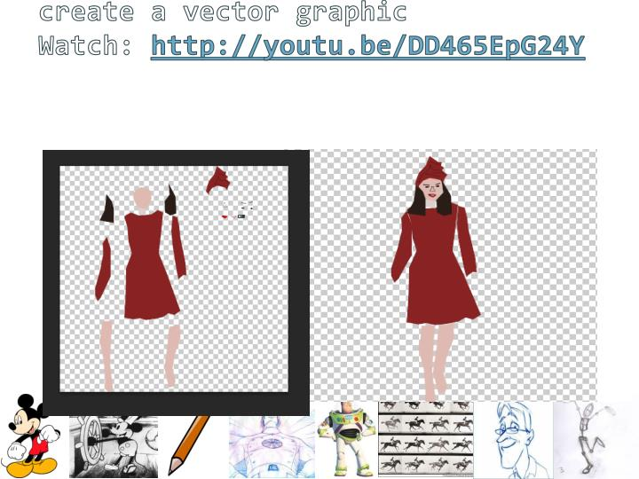 Trace the image in Photoshop to create a vector