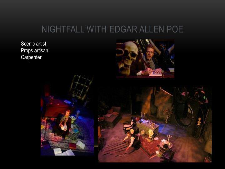 Nightfall with