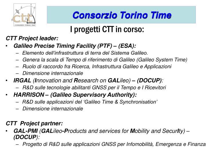 CTT Project leader: