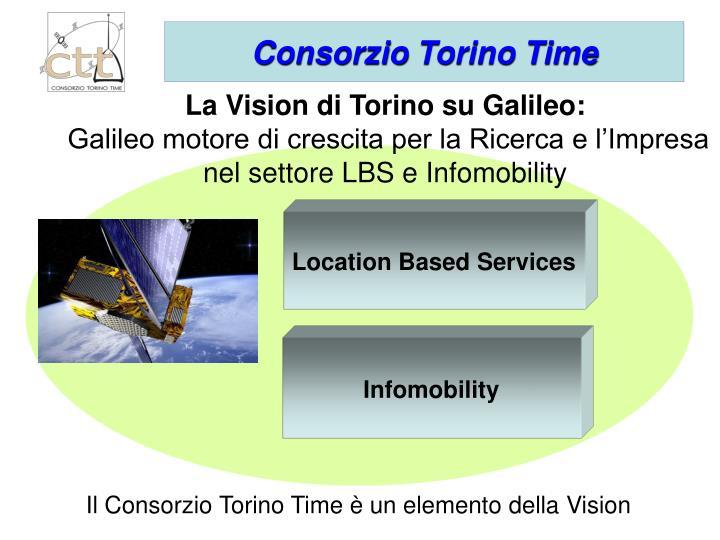 La Vision di Torino su Galileo: