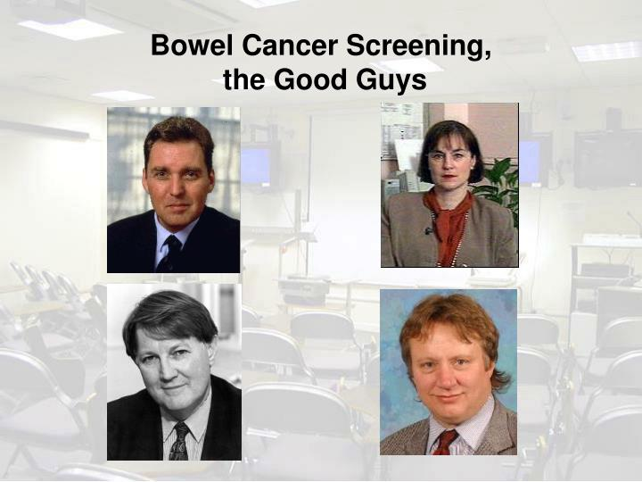 Bowel Cancer Screening,