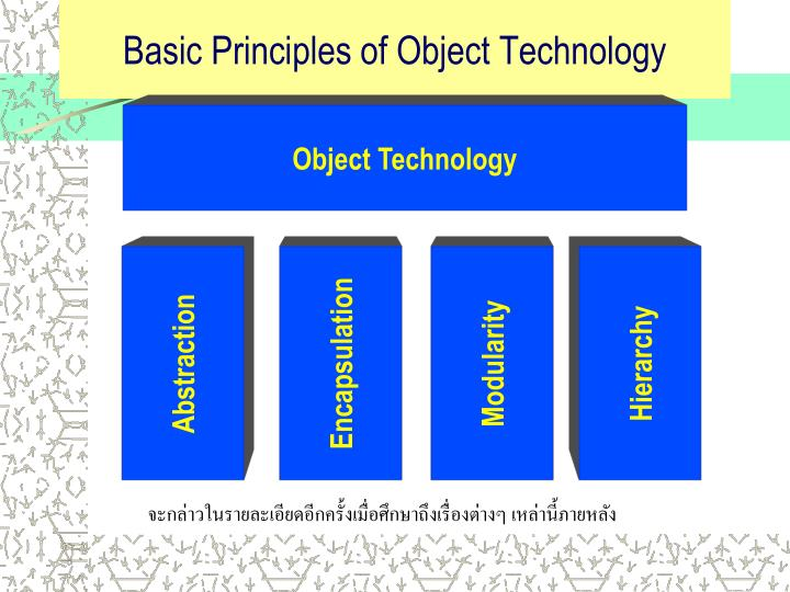 Object Technology
