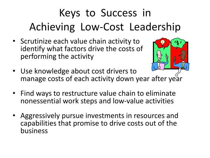 Keys  to  Success  in