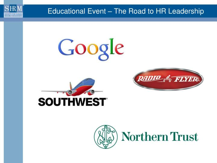 Educational Event – The Road to HR Leadership