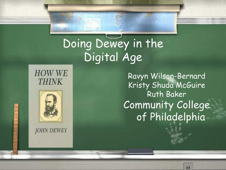 Doing dewey in the digital age