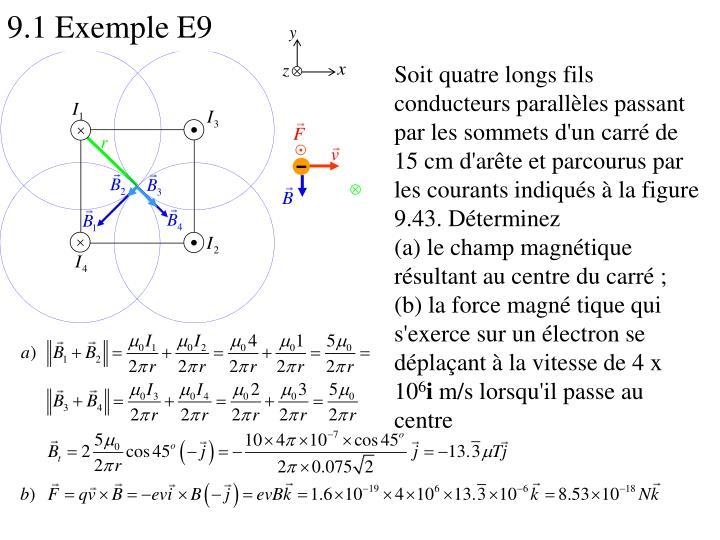 9.1 Exemple E9