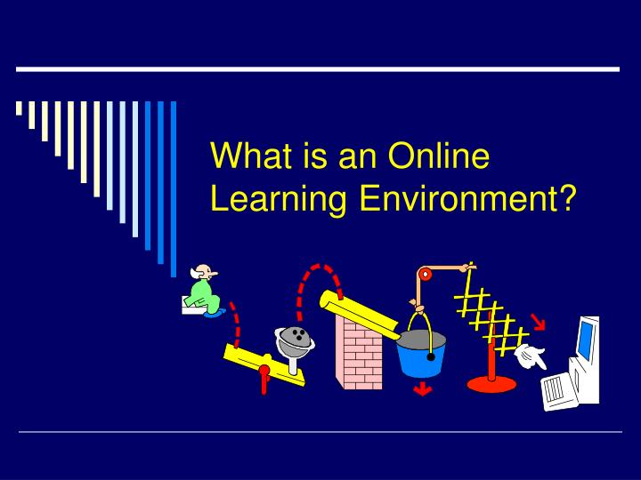 What is an Online Learning Environment?