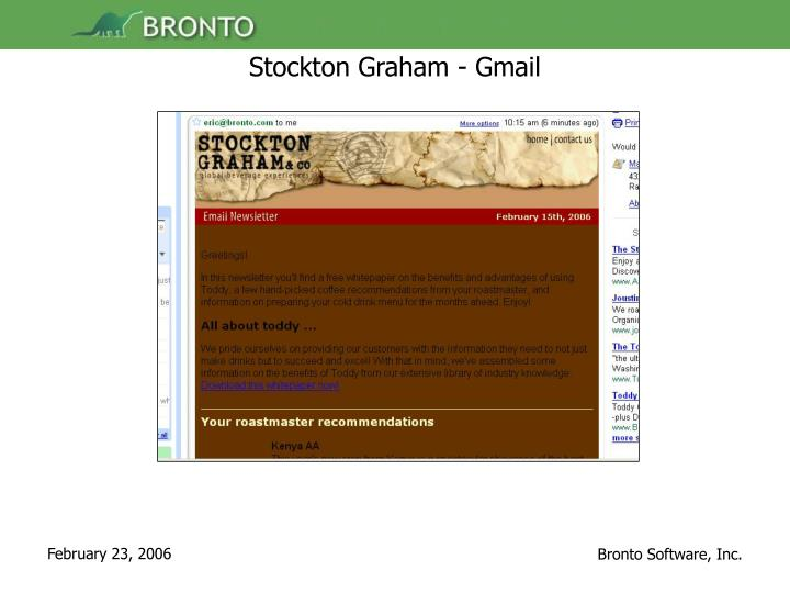 Stockton Graham - Gmail