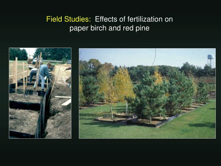 Field Studies: