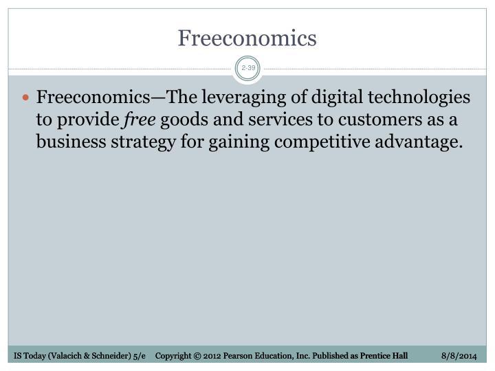 Freeconomics