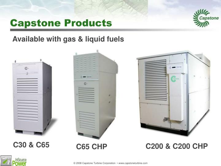 Capstone Products