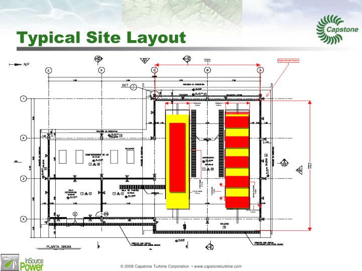 Typical Site Layout