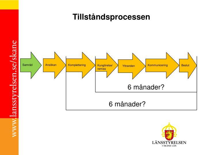Tillståndsprocessen