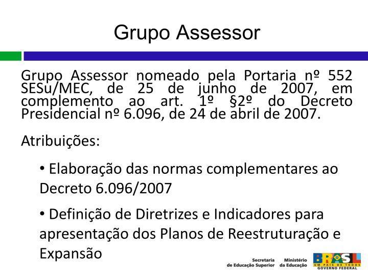Grupo Assessor