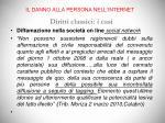 il danno alla persona nell internet15