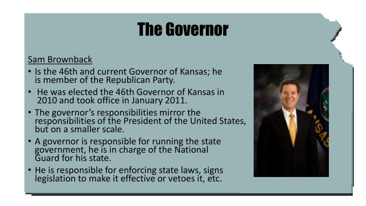 The Governor