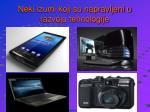 neki izumi koji su napravljeni u razvoju tehnologije