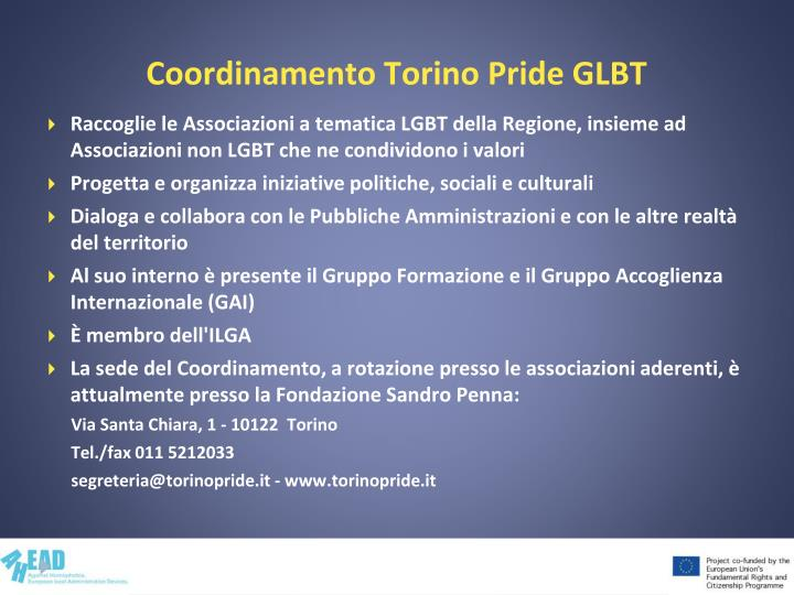 Coordinamento Torino Pride GLBT