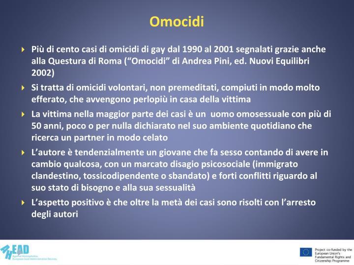 Omocidi