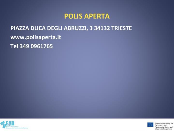 POLIS APERTA