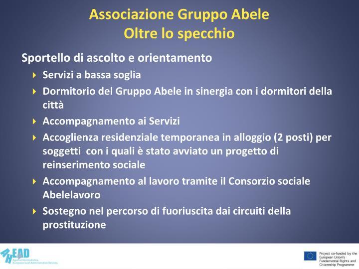 Associazione Gruppo Abele