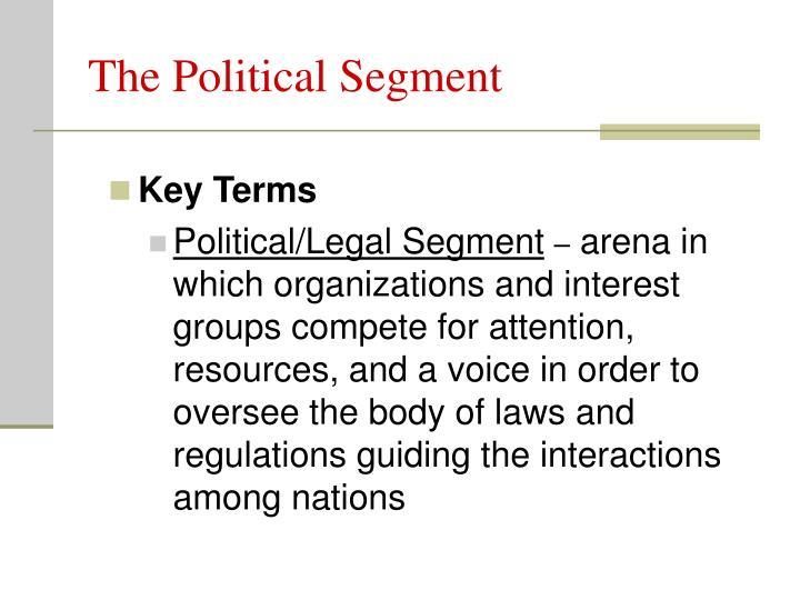 The Political Segment