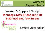 women s support group