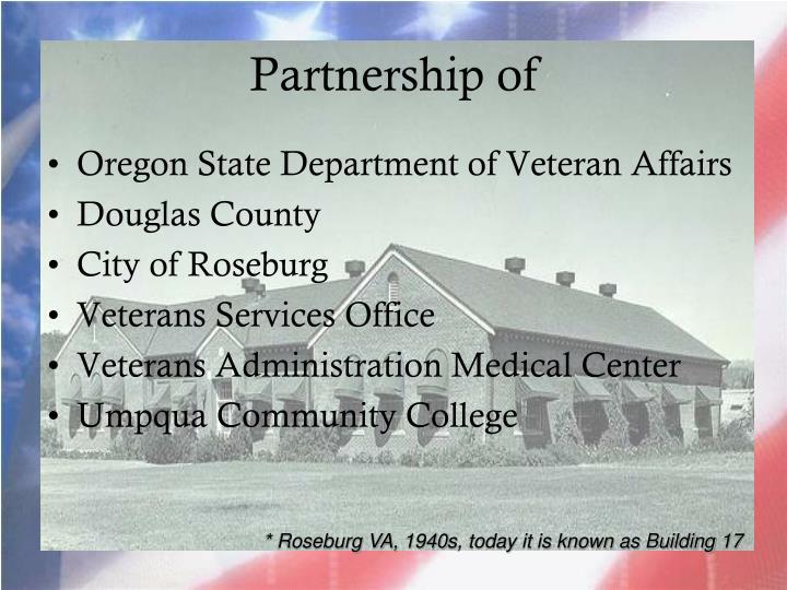 Partnership of