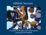 athletic success