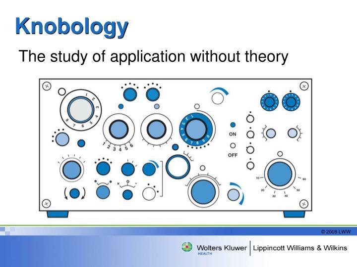 Knobology