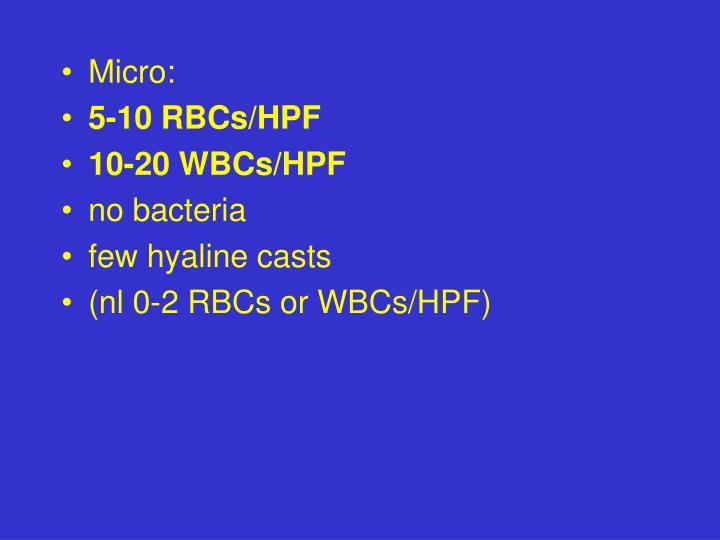 Micro: