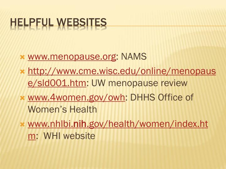 www.menopause.org