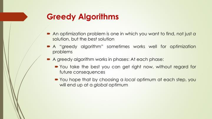 Ppt Fundamentals Of Algorithms Mcs 2 Lecture 7