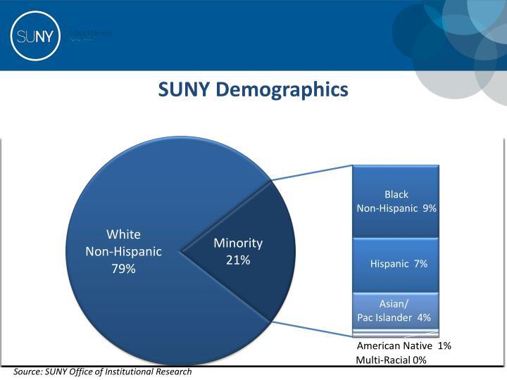 SUNY Demographics
