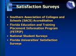 satisfaction surveys1