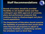 staff recommendations1