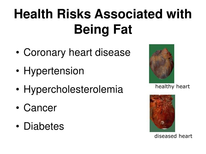 10 Health Risks of Being Overweight or Obese