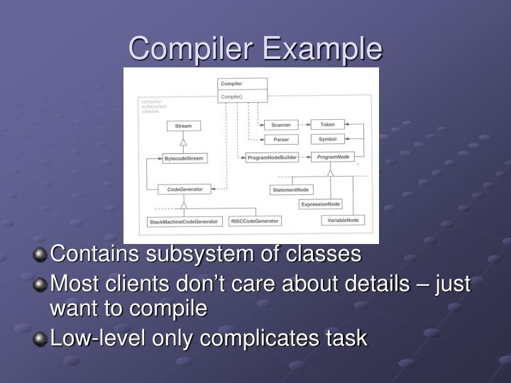 Compiler Example