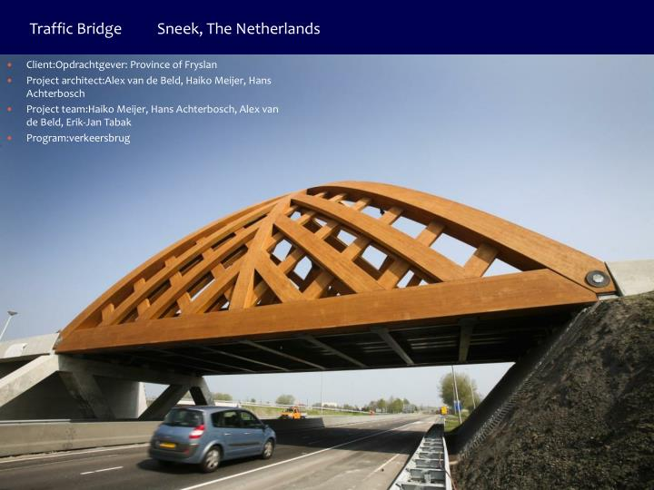 Traffic Bridg