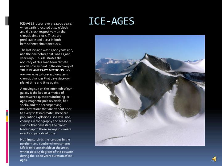 ICE-AGES