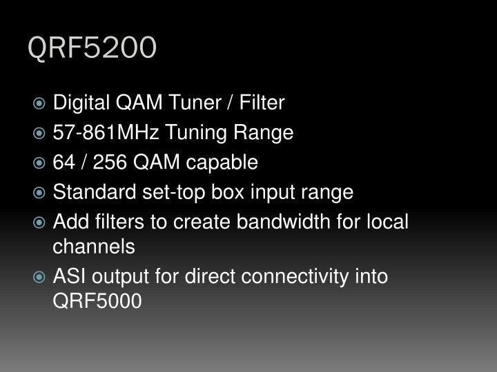QRF5200