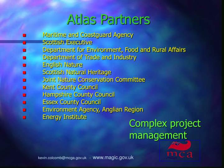 Atlas Partners
