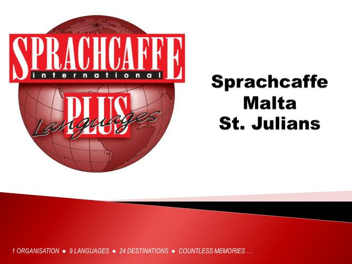 Sprachcaffe malta st julians