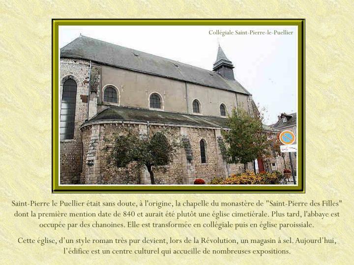 Collégiale Saint-Pierre-le-Puellier