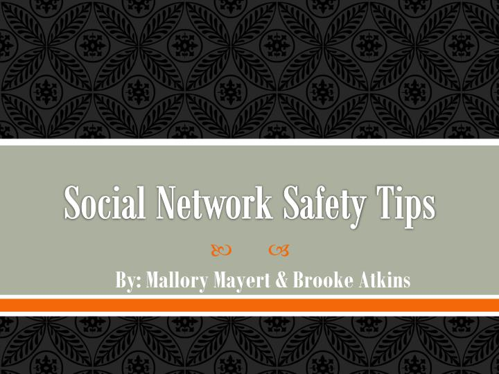 social networking healthy or harmful
