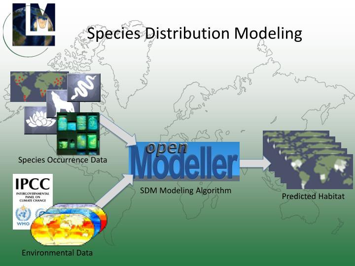 Species Distribution Modeling